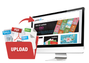 Brochure Printing Upload your Files