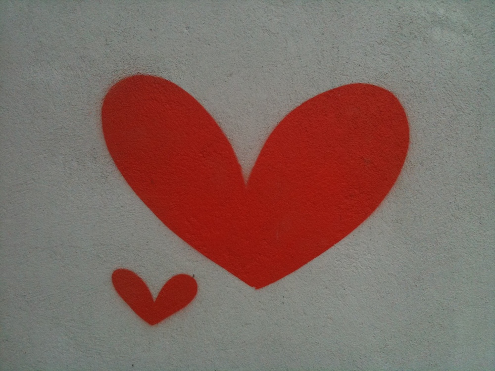 Heart Picture (Valentines cards)