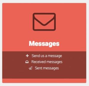 Internal print messages