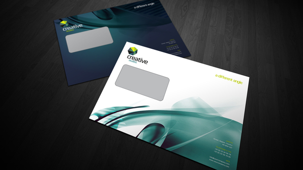 Envelope Printing and design