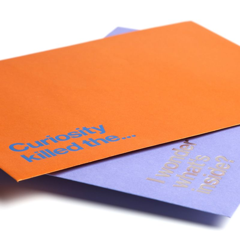envelope printing, direct mail and folded leaflet printing