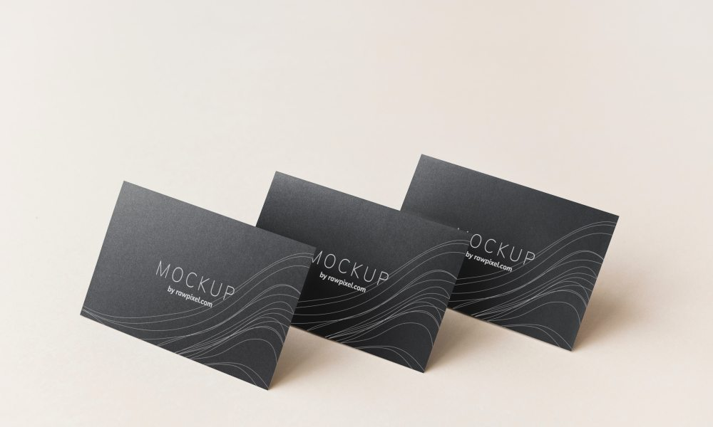 business card tips how to make the most of a small space printuk com